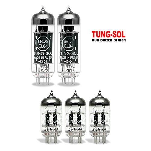 真空管 ギター・ベース アンプ 海外 輸入 EL84/12AX7 Tung-Sol Tube Upgrade Kit For Gibson GA-9 Amps EL84 12AX7真空管 ギター・ベース アンプ 海外 輸入 EL84/12AX7