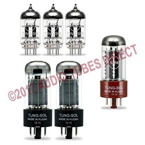 真空管 ギター・ベース アンプ 海外 輸入 6V6GT 12AX7 5AR4 Tung-Sol Tube Upgrade Kit For Ampeg J20 Amps 6V6GT 12AX7 5AR4真空管 ギター・ベース アンプ 海外 輸入 6V6GT 12AX7 5AR4