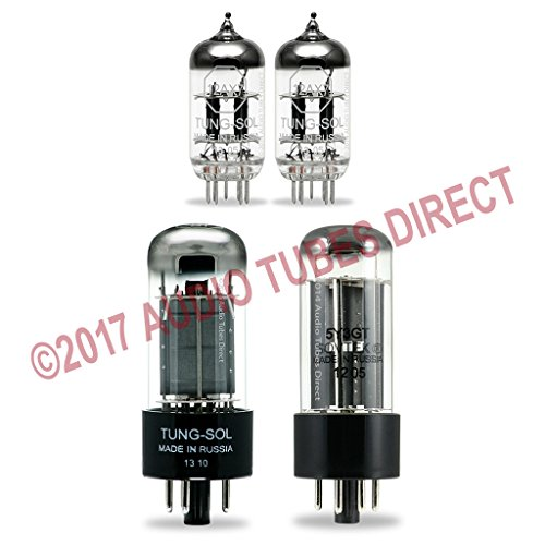 真空管 ギター・ベース アンプ 海外 輸入 6V6GT 12AX7 5Y3GT Tung-Sol Sovtek Tube Upgrade Kit For Fender Princeton Brown Amps 6V6GT 12AX7 5Y3GT真空管 ギター・ベース アンプ 海外 輸入 6V6GT 12AX7 5Y3GT