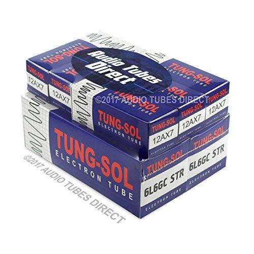 真空管 ギター・ベース アンプ 海外 輸入 6L6GCSTR 12AX7 Tung-Sol Tube Upgrade Kit For Randall RT503H Amps 6L6GCSTR 12AX7真空管 ギター・ベース アンプ 海外 輸入 6L6GCSTR 12AX7