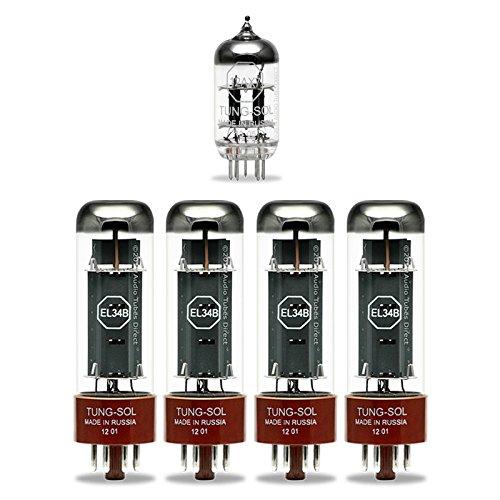 真空管 ギター・ベース アンプ 海外 輸入 EL34B 12AX7 Tung-Sol Tube Upgrade Kit For Marshall JMD100 Amps EL34B 12AX7真空管 ギター・ベース アンプ 海外 輸入 EL34B 12AX7