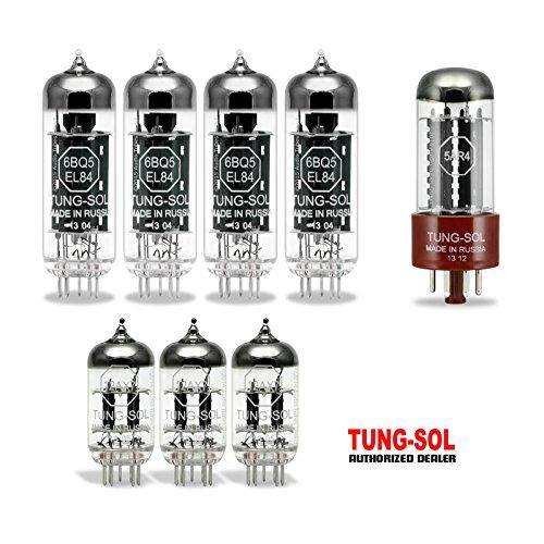 真空管 ギター・ベース アンプ 海外 輸入 EL84/12AX7/5AR4 Tung-Sol Tube Upgrade Kit For VOX AC30CC2 Amps EL84 12AX7 5AR4真空管 ギター・ベース アンプ 海外 輸入 EL84/12AX7/5AR4