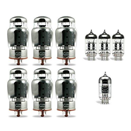 真空管 ギター・ベース アンプ 海外 輸入 6550 12AX7 12AT7W Tung-Sol Tube Upgrade Kit For Fender Super Bassman Amps w/ 6550 12AX7 12AT7W真空管 ギター・ベース アンプ 海外 輸入 6550 12AX7 12AT7W
