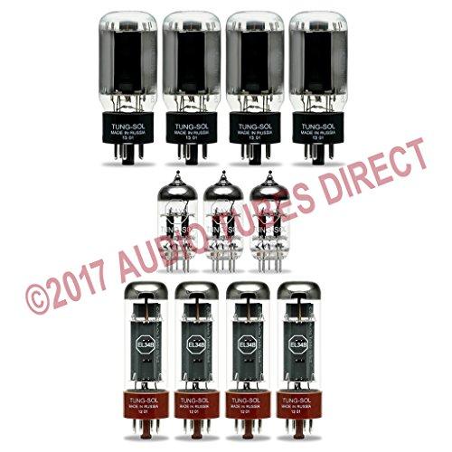 真空管 ギター・ベース アンプ 海外 輸入 EL34B 12AX7 Tung-Sol Tube Upgrade Kit For Mesa Boogie 295 Power Amp 6L6GCSTR EL34B 12AX7真空管 ギター・ベース アンプ 海外 輸入 EL34B 12AX7
