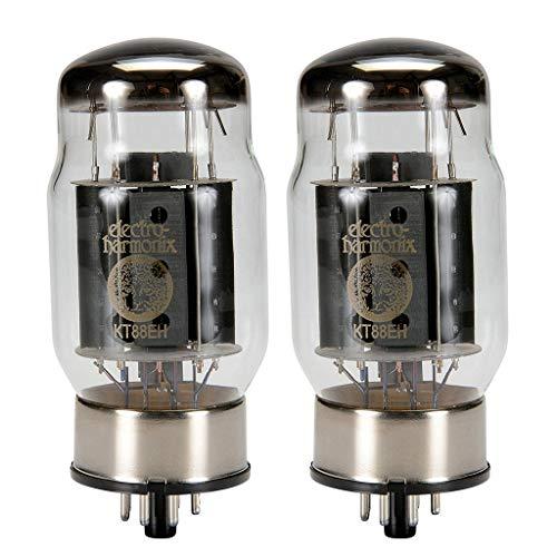 真空管 ギター・ベース アンプ 海外 輸入 T-KT88-EH-MP Electro-Harmonix KT88 Vacuum Tube, Matched Pair真空管 ギター・ベース アンプ 海外 輸入 T-KT88-EH-MP