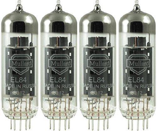 真空管 ギター・ベース アンプ 海外 輸入 4308829696 Mullard EL84, Matched Quad (4 tubes)真空管 ギター・ベース アンプ 海外 輸入 4308829696