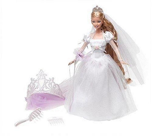 バービー バービー人形 ウェディング ブライダル 結婚式 J1014 Barbie Princess - Rapunzel's Wedding - Rapunzel's Wedding Dollバービー バービー人形 ウェディング ブライダル 結婚式 J1014