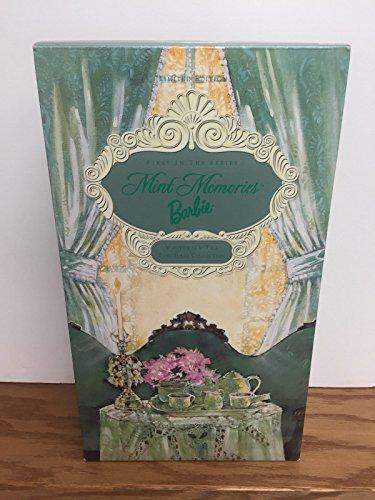 バービー バービー人形 バービーコレクター コレクタブルバービー プラチナレーベル Mint Memories Porcelain Barbie Doll 1988 Limited Edition by Mattelバービー バービー人形 バービーコレクター コレクタブルバービー プラチナレーベル