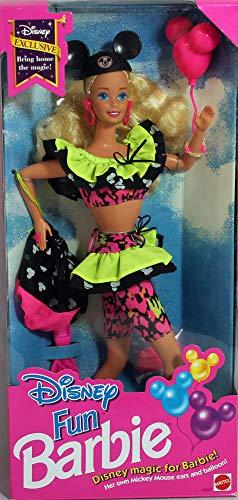 バービー バービー人形 バービーコレクター コレクタブルバービー プラチナレーベル 【送料無料】Barbie 10247 1992 Disney Fun 1st Edition Dollバービー バービー人形 バービーコレクター コレクタブルバービー プラチナレーベル