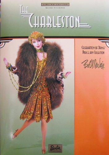 バービー バービー人形 バービーコレクター コレクタブルバービー プラチナレーベル 24252 Barbie The Charleston Porcelain Doll Bob Mackie 2nd in Series Celebration of Danバービー バービー人形 バービーコレクター コレクタブルバービー プラチナレーベル 24252
