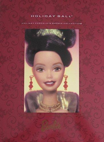 バービー バービー人形 バービーコレクター コレクタブルバービー プラチナレーベル Barbie Holiday Ball Porcelain Doll 3rd in Series #44234 Limited Edition wSHIPPER Box (1997)バービー バービー人形 バービーコレクター コレクタブルバービー プラチナレーベル