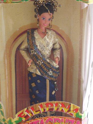 バービー バービー人形 バービーコレクター コレクタブルバービー プラチナレーベル 9902 Philippine Barbie Santacruzan Reyna Mora in Gold and Deep Blue Suit (Limited Editiバービー バービー人形 バービーコレクター コレクタブルバービー プラチナレーベル 9902