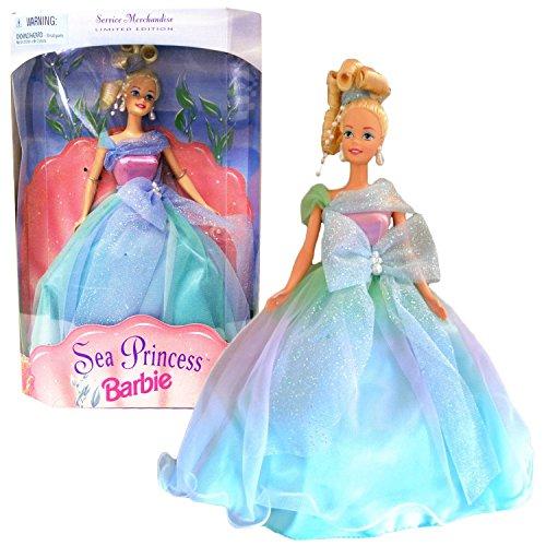 バービー バービー人形 バービーコレクター コレクタブルバービー プラチナレーベル Mattel Year 1997 Barbie Exclusive Service Merchandise Limited Edition 12 Inch Doll - SEA PRIバービー バービー人形 バービーコレクター コレクタブルバービー プラチナレーベル