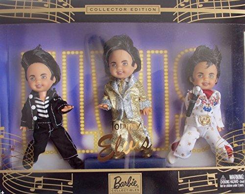 バービー バービー人形 バービーコレクター コレクタブルバービー プラチナレーベル Barbie TOMMY as ELVIS PRESLEY w 'Jailhouse', 'KING of ROCK & ROLL' & 'Aloha' COLLECTOR EDITIバービー バービー人形 バービーコレクター コレクタブルバービー プラチナレーベル