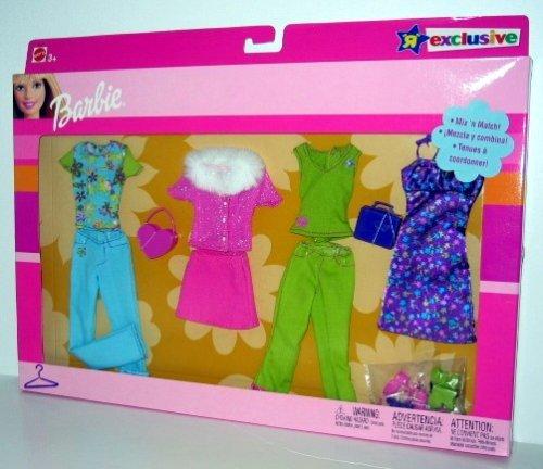 バービー バービー人形 着せ替え 衣装 ドレス 47637 Barbie