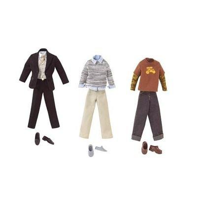 バービー バービー人形 着せ替え 衣装 ドレス J0527-0 Barbie Fashions 2005 Ken Tuxudoバービー バービー人形 着せ替え 衣装 ドレス J0527-0
