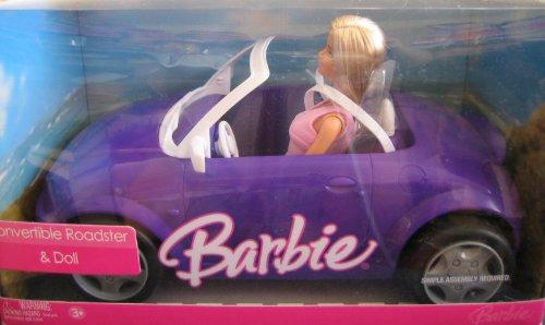 バービー バービー人形 日本未発売 プレイセット アクセサリ J0546 【送料無料】Barbie Convertible Roadster Vehicle & Doll Set (2006)バービー バービー人形 日本未発売 プレイセット アクセサリ J0546