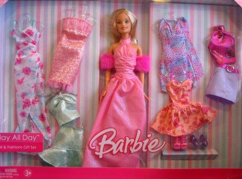 バービー バービー人形 日本未発売 プレイセット アクセサリ L0055 Barbie Play All Day Doll & Fashions Gift Set (2006)バービー バービー人形 日本未発売 プレイセット アクセサリ L0055