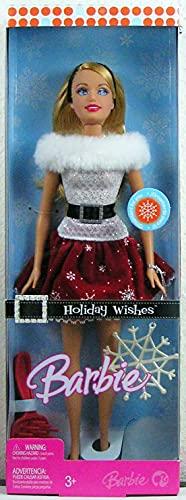 バービー バービー人形 日本未発売 ホリデーバービー J9207 【送料無料】Holiday Wishes Barbie Dollバービー バービー人形 日本未発売 ホリデーバービー J9207