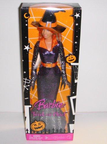 バービー バービー人形 日本未発売 【送料無料】Barbie Trick or Chic! 2007 Halloween Dollバービー バービー人形 日本未発売