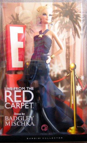 バービー バービー人形 バービーコレクター コレクタブルバービー プラチナレーベル Barbie E Live From The Red Carpet Doll Badgley Mischka Collector Edition (2007)バービー バービー人形 バービーコレクター コレクタブルバービー プラチナレーベル