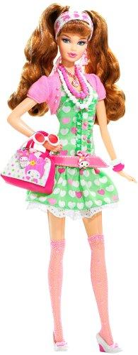バービー バービー人形 日本未発売 M7510 【送料無料】Barbie Doll My Melody New by Mattelバービー バービー人形 日本未発売 M7510