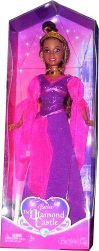 バービー バービー人形 N3933/N3936 【送料無料】Barbie The Diamond Castle Purple Museバービー バービー人形 N3933/N3936