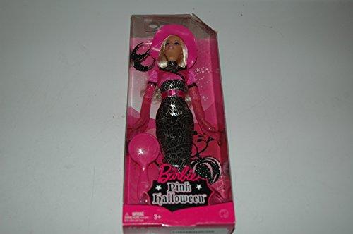 無料ラッピングでプレゼントや贈り物にも 逆輸入並行輸入送料込 超目玉 バービー バービー人形 P7351 送料無料 in Costumeバービー Barbie Halloween Pink 超安い