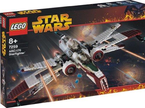 レゴ スターウォーズ 118757 【送料無料】Lego Star Wars ARC-170 Starfighter 7259レゴ スターウォーズ 118757