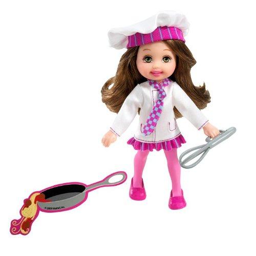 バービー バービー人形 日本未発売 R4237 Barbie Friend Shelly - as a Cook (European 2009)バービー バービー人形 日本未発売 R4237