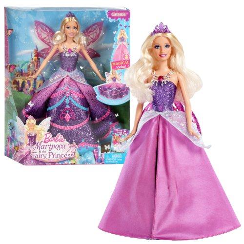 【2018A/W新作★送料無料】 バービー バービー人形 ファンタジー 12 人魚 マーメイド Mattel Year マーメイド 2012 Barbie Wings, Movie Series