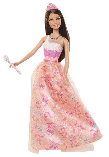 バービー バービー人形 日本未発売 W2859 Barbie Princess Teresa Orange Dress Doll - 2012 Versionバービー バービー人形 日本未発売 W2859