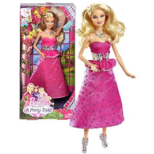 バービー バービー人形 日本未発売 Mattel Year 2012 Movie Series