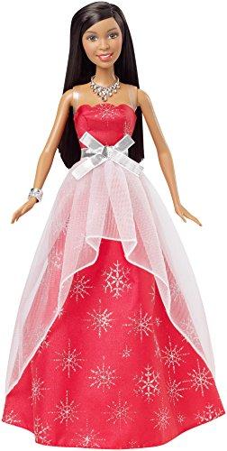 バービー バービー人形 日本未発売 ホリデーバービー CLW90 Barbie 2015 Holiday Sparkle Doll, Brunetteバービー バービー人形 日本未発売 ホリデーバービー CLW90