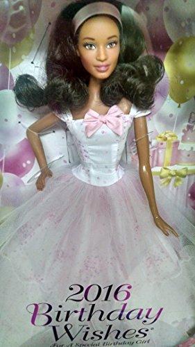 バービー バービー人形 日本未発売 バースデーバービー バースデーウィッシュ DGW31 Birthday Wishes Ethnic 2016 Barbie Doll NEW THINK CHRISTMAS!!バービー バービー人形 日本未発売 バースデーバービー バースデーウィッシュ