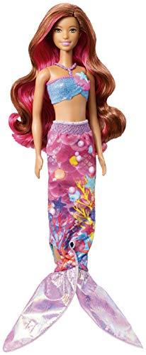 バービー バービー人形 日本未発売 FBD64 【送料無料】Barbie Dolphin Magic Transforming Mermaid Dollバービー バービー人形 日本未発売 FBD64