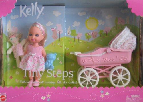 バービー バービー人形 チェルシー スキッパー ステイシー B2823 Barbie KELLY Tiny Steps Doll & Carriage w