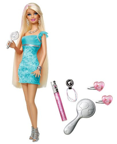 バービー バービー人形 日本未発売 プレイセット アクセサリ T7433 Barbie Loves Glitter Hair Dollバービー バービー人形 日本未発売 プレイセット アクセサリ T7433