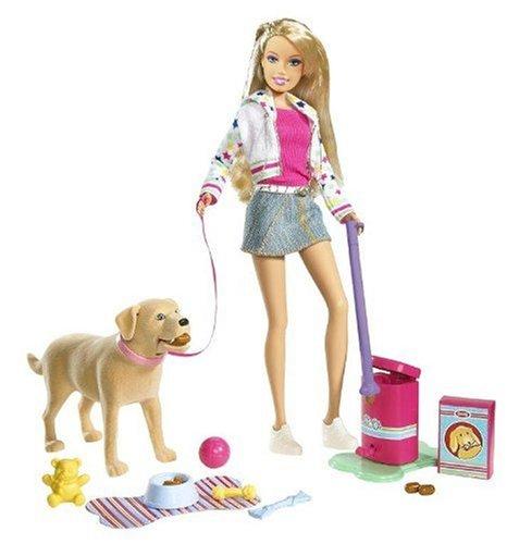 バービー バービー人形 日本未発売 プレイセット アクセサリ N0581 【送料無料】Barbie & Tanner Playsetバービー バービー人形 日本未発売 プレイセット アクセサリ N0581