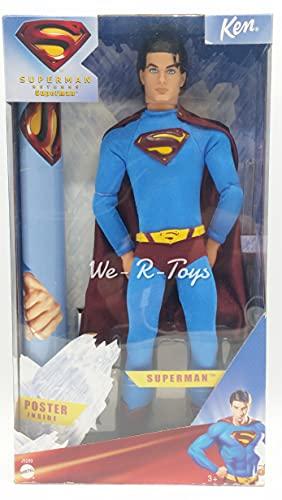 バービー バービー人形 バービーコレクター コレクタブルバービー プラチナレーベル J5289 Barbie Collector Superman Returns Superman Dollバービー バービー人形 バービーコレクター コレクタブルバービー プラチナレーベル J5289