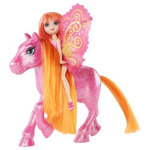 バービー バービー人形 日本未発売 T7472 Barbie A Fairy Secret Fairy and Pony - Pinkバービー バービー人形 日本未発売 T7472