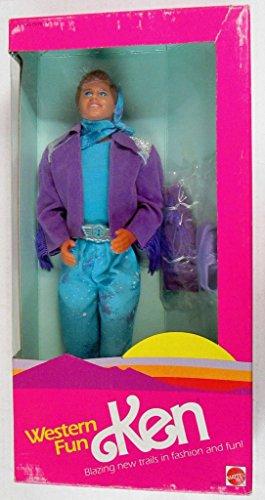 バービー バービー人形 ケン Ken 9934 Barbie - Western Fun KEN Doll (1989 Mattel Hawthorne)バービー バービー人形 ケン Ken 9934
