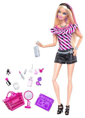 バービー バービー人形 ファッショニスタ 日本未発売 T5500 Barbie Fashionistas Sassy Shops For Makeup Dollバービー バービー人形 ファッショニスタ 日本未発売 T5500
