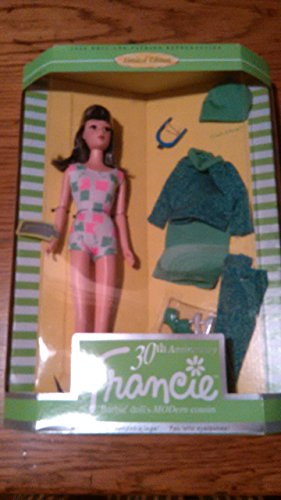 バービー バービー人形 チェルシー スキッパー ステイシー 14608 Mattel 1996 Reproduction 30th Anniversary Francie Barbieバービー バービー人形 チェルシー スキッパー ステイシー 14608