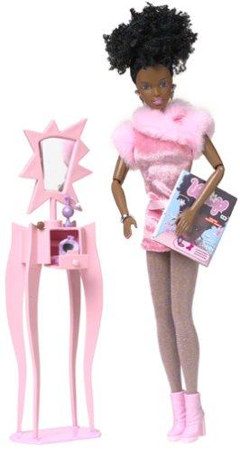 公式通販 定番 無料ラッピングでプレゼントや贈り物にも 逆輸入並行輸入送料込 バービー バービー人形 送料無料 Girlバービー Generation Nichelle Barbie