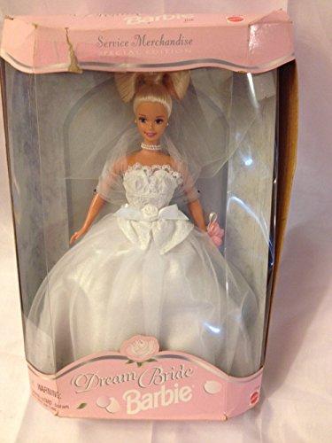 バービー バービー人形 ウェディング ブライダル 結婚式 17153 【送料無料】Barbie Dream Bride Service Merchandise Special Edition - 1996バービー バービー人形 ウェディング ブライダル 結婚式 17153