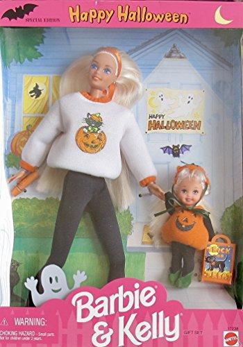 バービー バービー人形 チェルシー スキッパー ステイシー Barbie Happy Halloween Kelly Doll Gift Set Special Edition (1996)バービー バービー人形 チェルシー スキッパー ステイシー