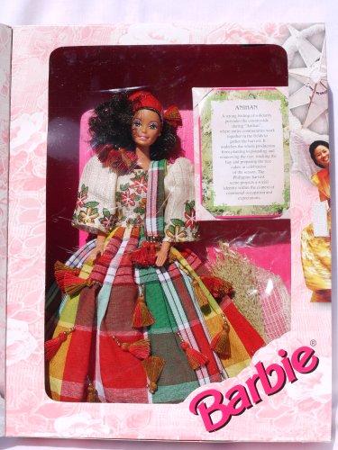 バービー バービー人形 日本未発売 Philippines - 2000 Tradisyong Filipina ANIHAN - designed by Patis Tesoro - RAREバービー バービー人形 日本未発売