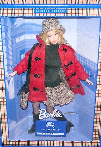 バービー バービー人形 日本未発売 Burberry Barbie Rare Japan Exclusiveバービー バービー人形 日本未発売
