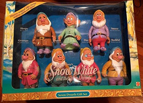 白雪姫 スノーホワイト ディズニープリンセス Disney Snow White and the Seven Dwars - Seven Dwarfs Gift Set白雪姫 スノーホワイト ディズニープリンセス